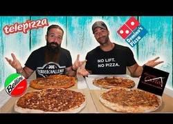 Enlace a ¿Cuál es la mejor pizza a domicilio del mercado?