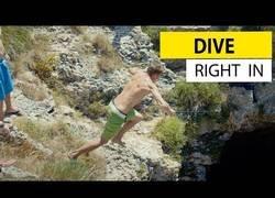 Enlace a Los saltos al agua no siempre acaban bien... o sí