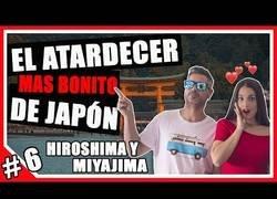 Enlace a El atardecer más espectacular que se puede presenciar en Japón