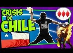 Enlace a ¿Qué está suciendo exactamente en la crisis de Chile?