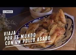 Enlace a Diferentes maneras de asar pollo de alrededor del mundo