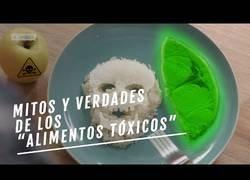 Enlace a Desmintiendo algunos bulos sobre los alimentos tóxicos