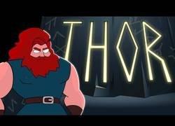 Enlace a El mito del dios Thor explicado de forma musical