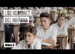 Enlace a Así era la educación infantil durante la dictadura franquista
