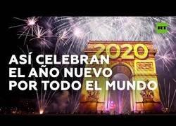 Enlace a Así se celebró la llegada del Año Nuevo alrededor del Mundo