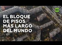 Enlace a El bloque de apartamentos más largo del mundo