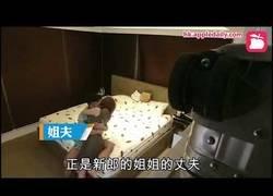 Enlace a Un joven chino grabó a su novia siendo infiel y puso el vídeo el día de la boda