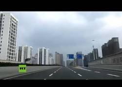Enlace a Así de desiertas se encuentran las calles de Wuhan, epicentro del coronavirus