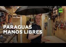 Enlace a El paraguas manos libres