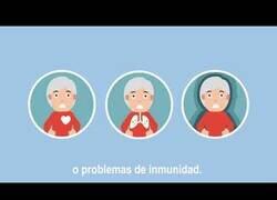 Enlace a Recomendaciones sanitarias del Ministerio de Sanidad para hacer frente al coronavirus
