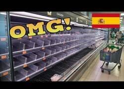 Enlace a Mercadona en España 1 semana después de llegar el coronavirus