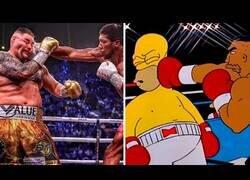 Enlace a Estas son algunas de las predicciones más impactantes de Los Simpsons