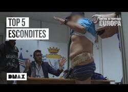 Enlace a Los 5 escondites más sorprendentes encontrados por agentes de aduanas