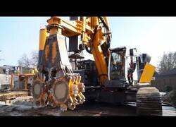 Enlace a Algunas de la maquinarias más pesadas y potentes de la construcción