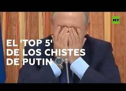 Enlace a Chistes y bromas de Vladimir Putin