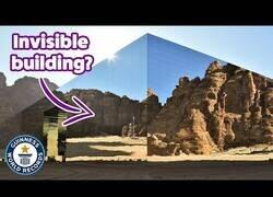 Enlace a El edificio de espejo más grande del mundo