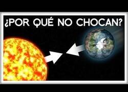 Enlace a ¿Por qué el Sol y la Tierra nunca han chocado?
