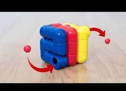 Enlace a ¿Un cubo de rubik de tuberías?