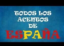 Enlace a Todos los acentos de España recopilados en un solo vídeo