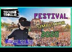 Enlace a Festival Simulator 2020