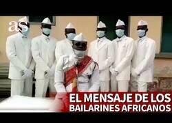 Enlace a Los bailarines del meme del ataúd mandan un mensaje a los sanitarios de todo el mundo