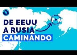 Enlace a Islas Diómedes, las islas que permiten ir de Rusia a EEUU a pie