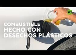 Enlace a Una máquina convierta basura plástica en combustible