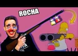 Enlace a Fabricando la escopeta de maquillaje de Homer Simpson