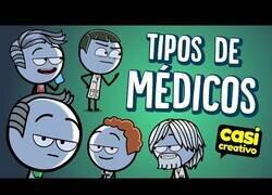 Enlace a Diferentes tipos de médicos