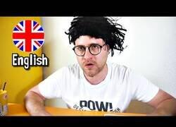 Enlace a ¿Qué persona eres hablando inglés?