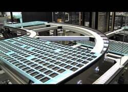 Enlace a El trabajo de los mecanismos de máquinas de alimentos para envasado