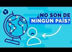 Enlace a Los apátridas: personas que no tienen nacionalidad