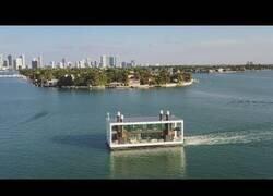 Enlace a ARKUP, el primer proyecto de casa flotante