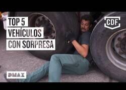 Enlace a Vehículos con mercancía ilegal pillados en las fronteras españolas