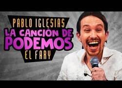 Enlace a Pablo Iglesias se mete en la piel de El Fary