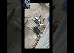 Enlace a Persecución policial en Figueras que acaba en accidente