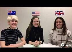 Enlace a Diferencias de pronunciación entre australianos, americanos, y británicos