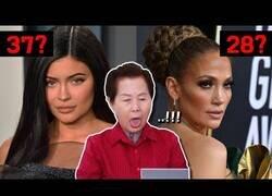 Enlace a Abuela coreana intenta adivinar las edades de algunas celebrities