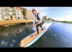 Enlace a Construyendo una tabla de surf eléctrica