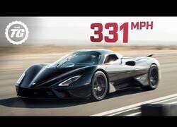 Enlace a Récord de Velocidad: Superando los 500 km por hora