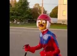 Enlace a El mejor disfraz de estúpido y sensual Flanders