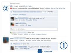 Enlace a Utiliza facebook para cortar con tu novio