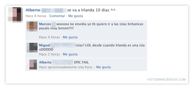 estupidez,fail,ignorancia,irlanda,isla,owned,pwned