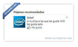 Enlace a ¿Facebook, vuelves a estar seguro? Intel vs AMD