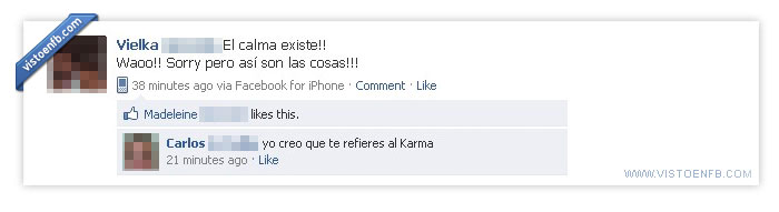 calma,fail,ignorancia,karma