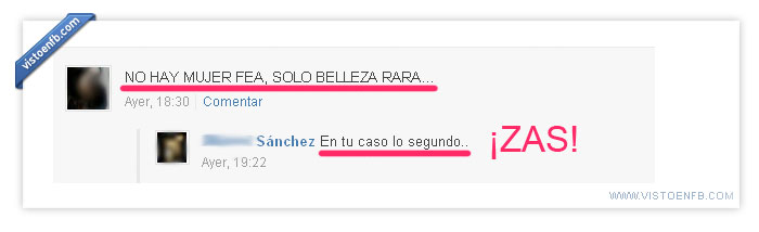 fea,mujer,owned