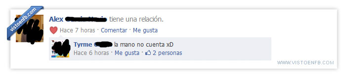 mano,owned,relacion