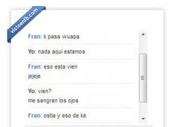 Enlace a Fran, el lince