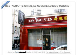 Enlace a TAN DAO VIEN, ese gran restaurante chino