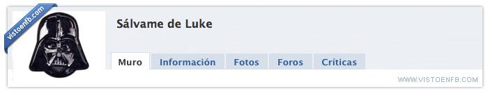 Facebook,Friki,Star Wars